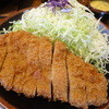とんかつ かつ吉 - 料理写真:ロースかつ定食