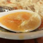 中国ラーメン揚州商人 - スープ