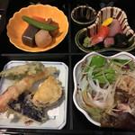 味季 和遊 - 料理写真:和楽弁当 1