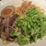 エアーズ - 黒ごま担々麺 800円