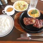 50914553 - Sワイルドステーキセット ¥1099+税