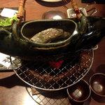 50916037 - 岩魚の骨酒