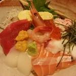 志摩の幸 - 料理写真:極上海鮮丼