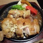 とり田 - チキンジンジャーステーキ