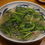 50918864 - 【NEW】空芯菜の炒め物