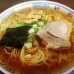 竹駒 - 中華そば 350円!