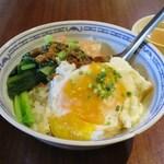 匯豐齋 - 台湾魯肉飯(台湾風ひき肉かけご飯)