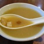 匯豐齋 - サービスの味噌汁