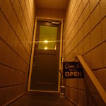Dinner JOY - 2階入り口