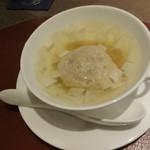 50920664 - フカヒレ入り肉団子スープ