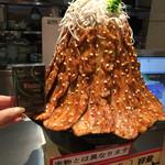 50922364 - とん丼 筑波山のサンプル。本物は もっと小さいみたいです
