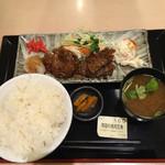 50922365 - 常陸牛焼肉定食1330円