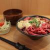 にくきゅう - 料理写真:ローストビーフ丼☆