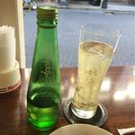 50930397 - 【りんご果汁の100%ソーダ】(480円税抜)
