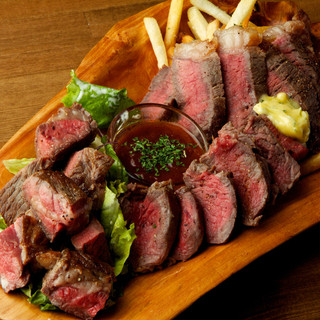 Pero - 肉全部盛り