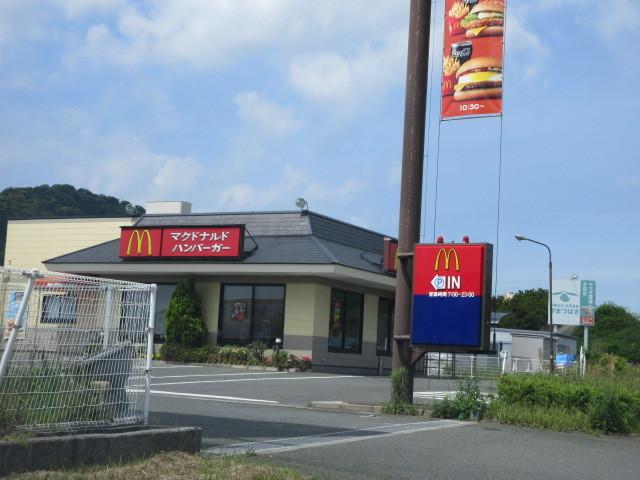 マクドナルド 3号線宗像店