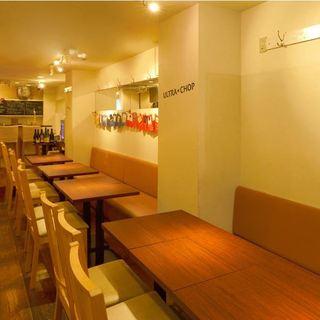 恵比寿駅からすぐのオシャレな空間を満喫できるワインバル