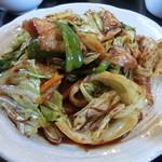 中華キッチン 嘉華 - 料理写真:回鍋肉