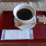 50937068 - ホットコーヒー(クッキー付) 350円