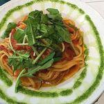 50937868 - 春野菜のパスタ