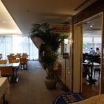八百治博多ホテルレストラン ホーリーブルー - 2階食事会場入口