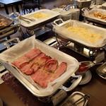 八百治博多ホテルレストラン ホーリーブルー - 朝食バイキング
