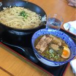 しゃがら - 料理写真:つけ麺