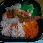 極海鮮 丼丸 - オホーツク丼