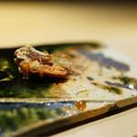 くろ﨑 - 車海老の頭