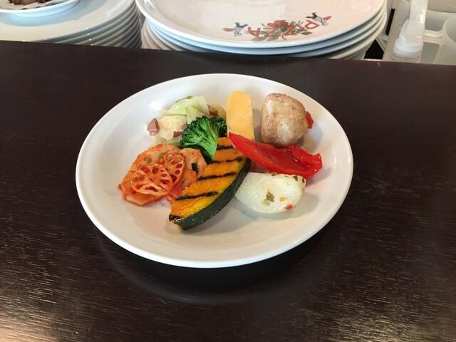 アンティカ・オステリア・ダル・ポンピエーレ - 豪華な前菜
