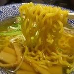 50944874 - 高加水率の札幌ゴム麺