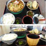 舞心 - 味噌煮込みランチ。舞心(ぶしん愛知県豊田市)食彩品館.jp撮影