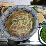ベトナム料理 インドシナ - 麺と生春巻セット