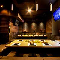 ◆大型パーティー個室◆