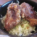 さかい - ソースヒレカツ丼
