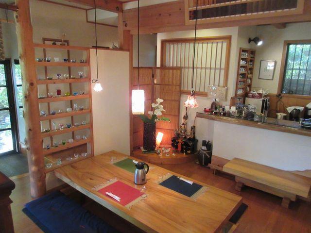 キッチン圓 - 掘りごたつ席(2016/05/13撮影)