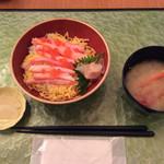 かにじまん - カニチラシミニ丼  850円+税