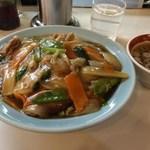 千成飯店 - 中華丼