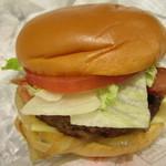 マクドナルド - 料理写真:クラブハウスバーガービーフ 490円