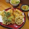 天三 - 料理写真:特天ぷら