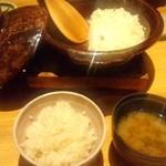 50949035 - 鯛飯と味噌汁