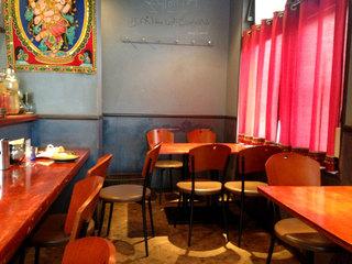 タンドールバル カマルプール - 店内の雰囲気