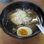 味しん食堂 - 料理写真:とりラーメン!