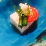 50950833 - アスパラ豆腐