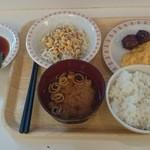 チサンイン - 料理写真:朝ごはん①