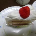 50952853 - ショートケーキ400円