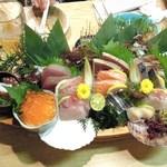 梅田産直市場 - 舟盛