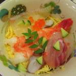 二條ふじ田 - ちらし寿司