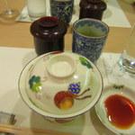 二條ふじ田 - 食事