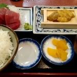 三洋食堂 - 生うに一箱定食